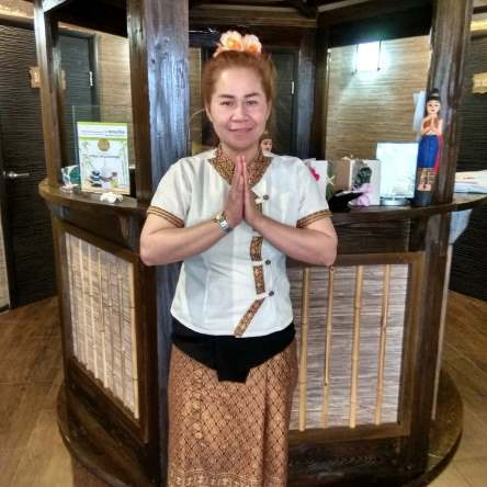 "Мастера тайского массажа СПА салона ""SIAM"""